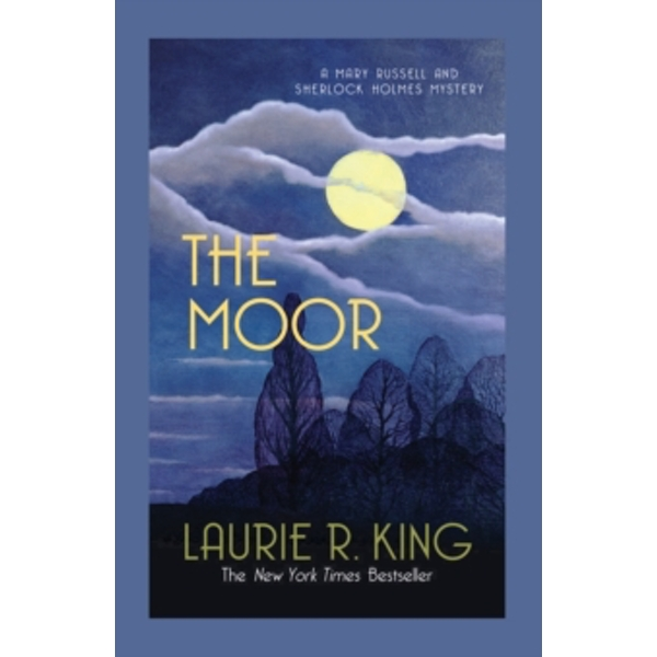 The Moor by Laurie R. King (Paperback, 2014)