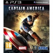 Captain America Super Soldier Game PS3