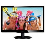 Philips V-Line 200V4LAB2 (20.0 inch) LCD Monitor Black