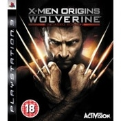 (USED) X-Men Origins Wolverine Game PS3 Used - Like New