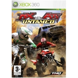 MX vs ATV Untamed Game Xbox 360