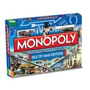 Isle of Man Monopoly Board Game