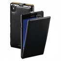 Smart Case Flap Case for Sony Xperia Style Black