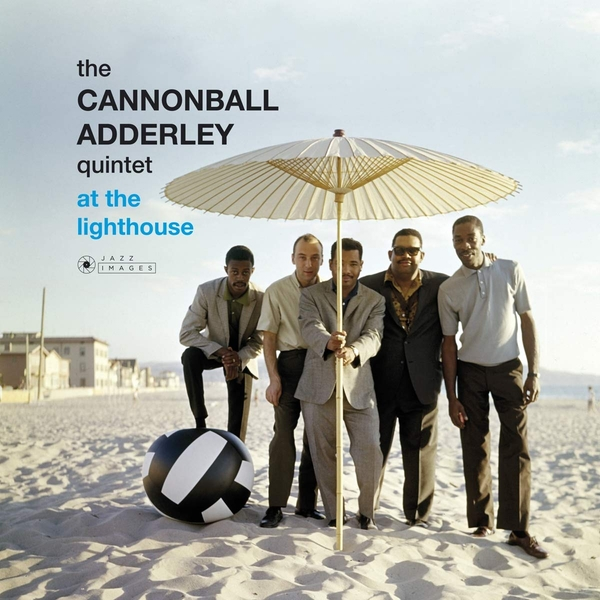 Cannonball Adderley Quintet - At The Lighthouse (Gatefold Packaging. Photographs By William Claxton) Vinyl