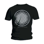 Bring Me The Horizon - Sempiternal Kids 11 - 12 Years T-Shirt - Black