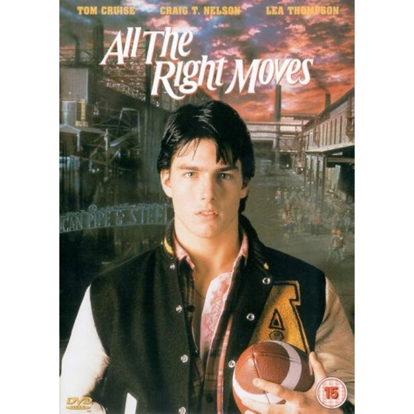 All The Right Moves DVD