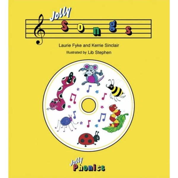 Jolly Songs In Precursive Letters (British English edition) 2004 Mixed media product