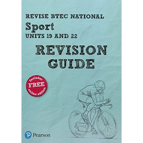 Revise BTEC National Sport (Units 19 and 22) Revision Guide  Mixed media product 2017