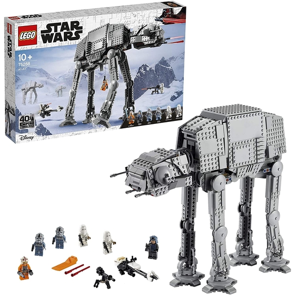 LEGO 75288 AT-AT Walker (Star Wars) 40th Anniversary Set
