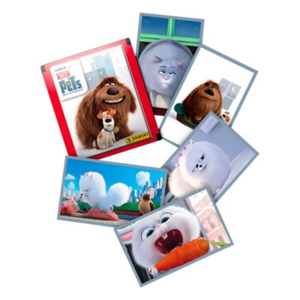 Secret Life Of Pets Sticker Collection (50 Packs)