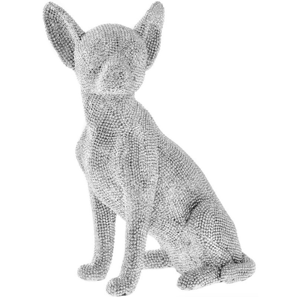 Chihuahua Sitting Ornament By Lesser & Pavey