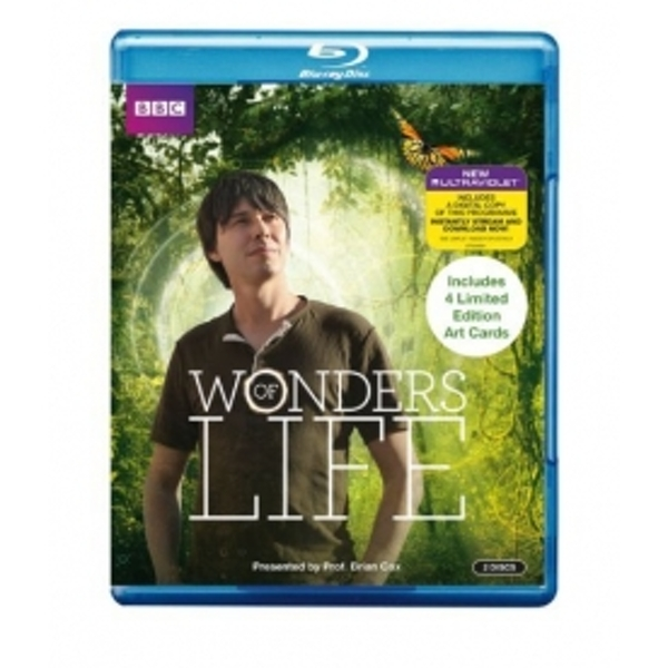 Wonders Of Life Blu-Ray
