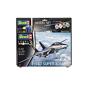 F-14D Super Tomcat 1:72 Revell Model Set