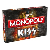 KISS Monopoly Board Game