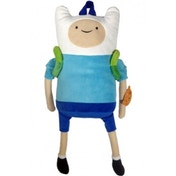 Adventure Time Plush Backpack Finn