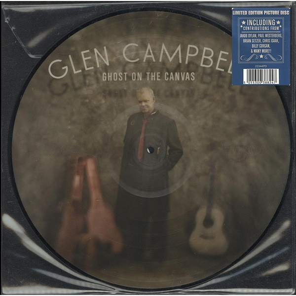 Glen Campbell - Ghost On The Canvas Vinyl