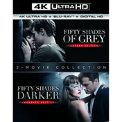 Fifty Shades Darker   Fifty Shades Of Grey 4K + Blu-ray