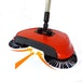 Automatic Spin Sweeper 3 in 1 Floor Sweeping Brush Broom, Duster & Dustpan M&W - Image 3