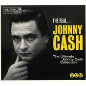 Jonny Cash - The Real Johnny Cash CD