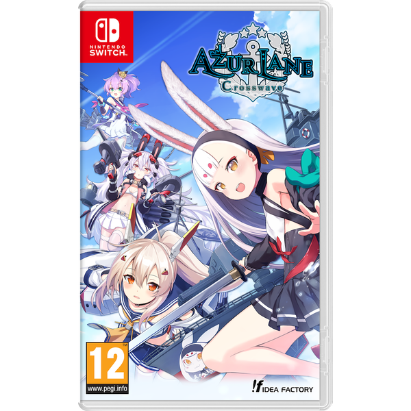 Azur Lane Crosswave Commanders Calendar Edition Nintendo Switch Game - Image 1