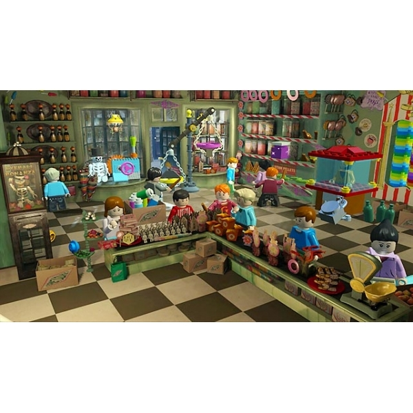 Lego Harry Potter Years 1-4 Game PC - Image 3