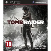 Tomb Raider Game PS3