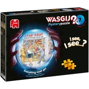 Wasgij Mystery 7 Everything Must Go 1000 Piece Jigsaw Puzzle