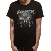 Megadeth - Rust In Peace Blade Men's Large T-Shirt - Black