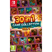 30 in 1 Game Collection Vol 1 Nintendo Switch Game