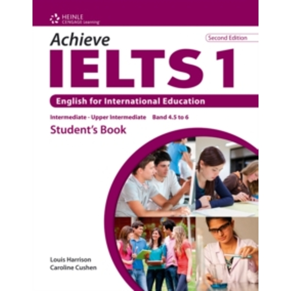 Achieve IELTS 1: English for International Education by Caroline Cushen, Louis Harrison, Susan Hutchinson (Paperback, 2012)