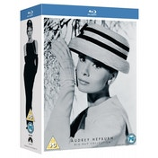 Audrey Hepburn Collection (Breakfast at Tiffany's / Funny Face / Sabrina) Blu-ray