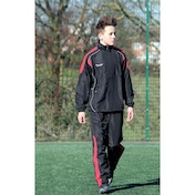 Precision Ultimate Tracksuit Trousers Black/Red/Silver 22-24