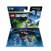 Benny (Lego Movie) Lego Dimensions Fun Pack