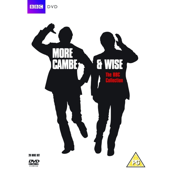 Morecambe & Wise Show Complete Collection DVD