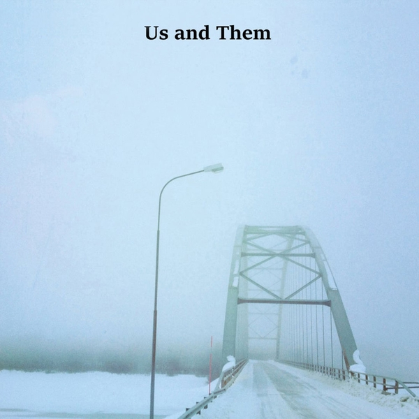 Us & Them - When The Stars Are Brightly Shining / Winter Vinyl