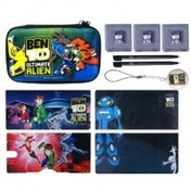 Ben 10 Ultimate Alien Force 9 In 1 Accessory Pack DS/DSI/DSL