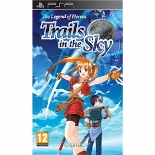 The Legend of Heroes Trails in the Sky Game PSP