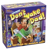 SSHH! Don't Wake Dad Game