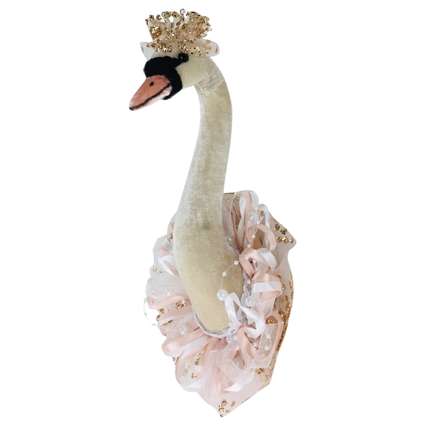 Swan Princess Wall Decoration