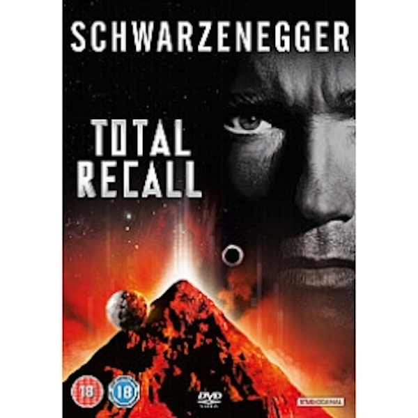 Total Recall Ultimate Rekall Edition DVD