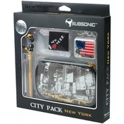 Subsonic City Pack New York Accessory Set 3DS