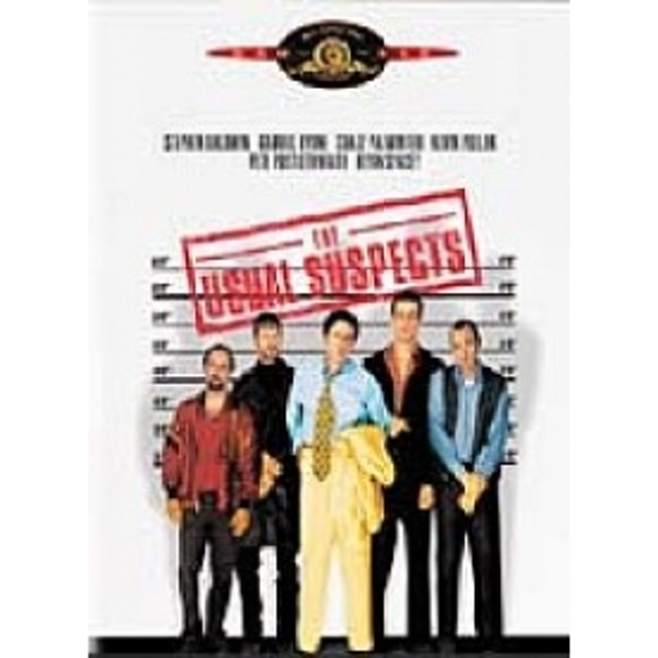 Usual Suspects DVD