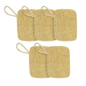Organic Dishwashing Sponges - Set of 5 | M&W