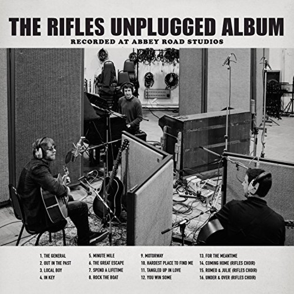 Rifles (The) - Riffles Unplugged Album (Recorded at Abbey Road Studios) CD