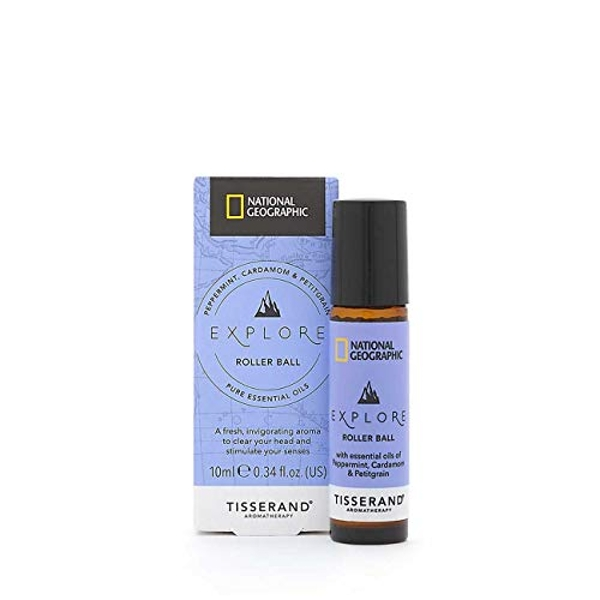 Tisserand Aromatherapy National Geographic Explore Roller Ball 10ml