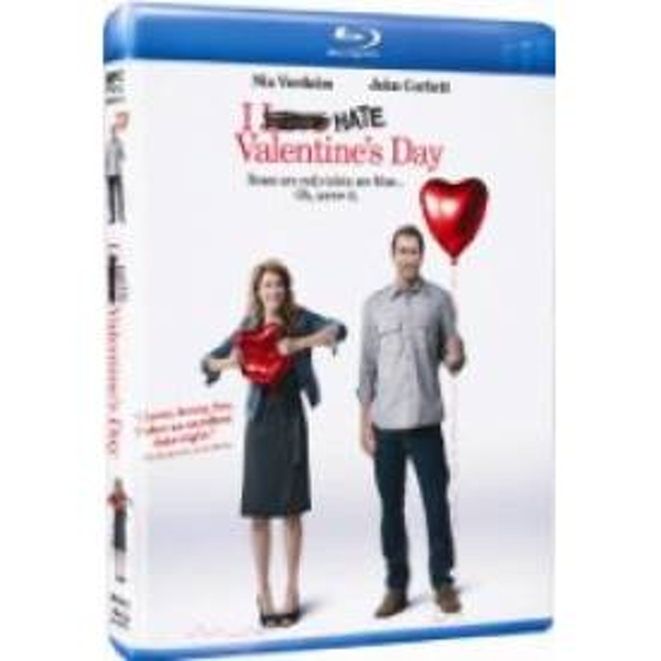 I Hate Valentines Day Blu-Ray