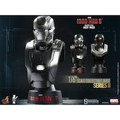 Hot Toys Iron Man Mk 22 Hot Rod Series 2 Bust