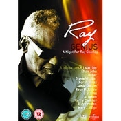 Genius - a Night for Ray Charles DVD