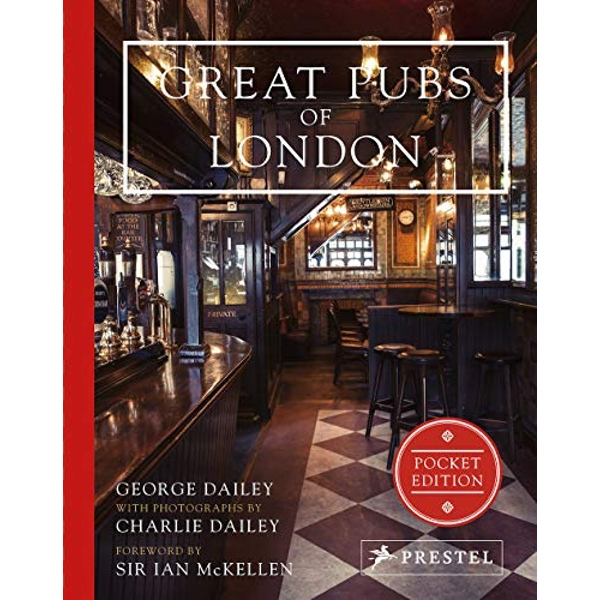Great Pubs of London: Pocket Edition  Hardback 2019