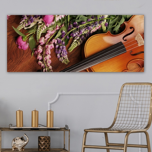 YTY281699990_50120 Multicolor Decorative Canvas Painting